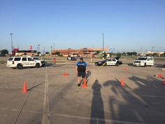 Two Saginaw Officers Injured Outside Walmart