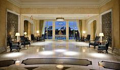 Waldorf Astoria Orlando lobby by sfa design