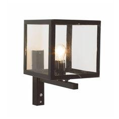 Loosdrecht muurlamp bestelt u simpel online. Bekijk deze zwarte klassieke wandlamp voor buiten en de andere KS verlichting op Lichtdiscounter.nl