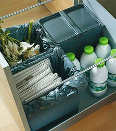Roll Out: 17 Ways to Organize Drawers via Brit + Co