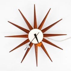 George Nelson 'Spike' Wall Clock : Lot 830