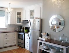 Glam Kitchen