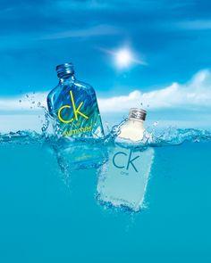 Cocktail de vara: noul parfum Ck One Summer