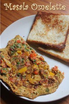 YUMMY TUMMY: Masala Omelette Recipe