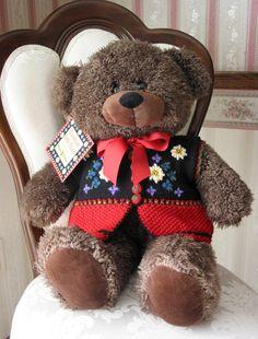 Bavarian Teddy Bear