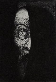 Alberto Martini, Poe illustrations