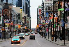 The longest street in the world is Yonge street in Toronto Canada measuring km miles) Toronto City, Toronto Travel, Downtown Toronto, Toronto Canada, Cn Tower Restaurant, Ontario, Facts About Canada, Wisconsin, Michigan