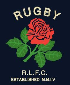 ROB HOWELL RUGBY Rose Direct Embroidery for RUGBY RALPH LAUREN
