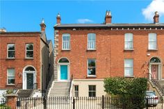 Terraced House for Sale: 84 Palmerston Road Rathmines Dublin 6