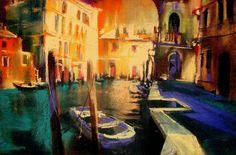 Pastelle   Rainer Sebald - Malen mit Wasser und Pigmenten