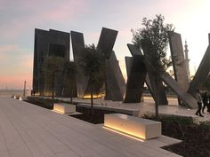 Wahat Al Karama Park Abu Dhabi by Bellitalia reference projects   Manufacturer references