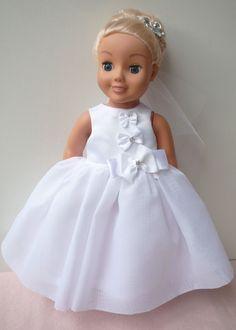 Communion, Wedding dress.18   dolls clothes,Cayla, Our Generation, American girl