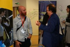Paul Hatton from The University of Sheffield & Joe Langley from Sheffield Hallam University