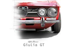 alfaromeo-Giulia GT