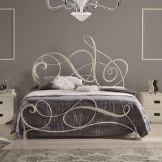 Letti In Metallo.27 Fantastiche Immagini Su Letti In Ferro Bedrooms Double Beds E