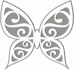 17 Best Ideas About Butterfly Template On Pinterest Butterfly - 300x284 - jpeg