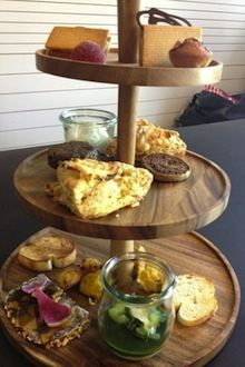 Early Report: Afternoon Tea at Craftsman & Wolves, SF