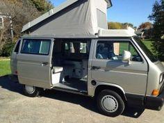 1991 VW Vanagon Westfalia Camper w/ 27k Miles - $40k in Naperville, Illinois http://westfaliasforsale.com/1991-vw-vanagon-westfalia-camper-w-27k-miles-40k-illinois/