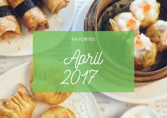 Few things I love in April! :D #Favorites #Music #Fashion #Youtube #Food #Lifestyle #LifestyleBlogger