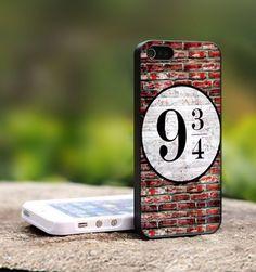 harry potter platform - For iPhone 4,4S Black Case Cover | TheCustomArt…