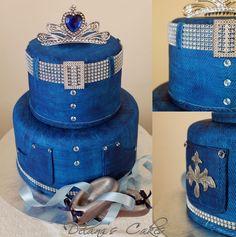 denim and diamonds wedding theme - Google Search