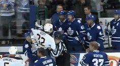 Preseason Hockey Game Leads To Massive Fight Involving Both Goalies