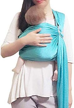 Backpacks & Carriers Baby Wrap Sling Carrier For Newborn Infant Toddler Kid Breathable Lightweight Stretch Mesh Water Sling Nice For Summer Beach Elegant And Sturdy Package