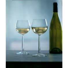 Scandi Interiors - The shape of your white wine glass is very important to the way the wine will taste. The large goblet of the burgundy glass is ideal for strong white wines as the wine is given a large surface to breathe. The shape of the glass also concentrates the aroma. The simple design makes it easy to combine the glasses with other glasses and tableware.