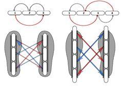 Interversion des roues de roller pour platines à 3 et 4 roues Roller Derby, Roller Skating, Ice Skating, Figure Skating, Quad Skates, Speed Skates, Aggressive Skates, Skate Wheels, Monopoly