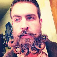 Mr Incredibeard Is Back With New Epic Beards Epic Beard And - Incredibeard glorious beard