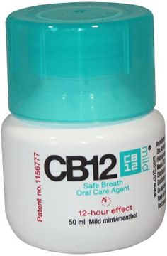CB12 Safe Breath Oral Care Agent Mild 50ml CB12 Safe Breath Oral Care Agent Mild 50ml: Express Chemist offer fast delivery and friendly, reliable service. Buy CB12 Safe Breath Oral Care Agent Mild 50ml online from Express Chemist today! (Barco http://www.MightGet.com/january-2017-11/cb12-safe-breath-oral-care-agent-mild-50ml.asp