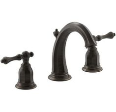View the Kohler K-13491-4 Kelston Widespread Bathroom Faucet with Ultra-Glide Valve Technology - Free Metal Pop-Up Drain Assembly with purchase at Build.com.