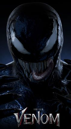 """You are watching the movie Venom on Putlocker HD. When Eddie Brock acquires the powers of a symbiote, he will have to release his alter-ego """"Venom"""" to save his life. Venom Avengers, Marvel Venom, Marvel Art, Marvel Heroes, Marvel Comics, 1440x2560 Wallpaper, Marvel Wallpaper, Hellboy Wallpaper, Venom Pictures"""