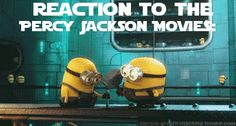 (gif) An accurate reaction to the Percy Jackson movies