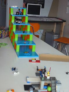 Destroyer Battle, Collaboration, Boy, Age: 5, Boy, Age: 7, Girl, Age:7