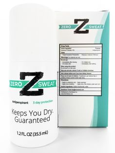 This stuff is the BEST! No more Sweaty Armpits! Works on hands also! Can't tell you how much money this has saved me in ruined clothes. Seriously, try it! The best Antiperspirant ever! deodorant