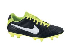 Nike Tiempo Natural IV Leather FG Men's Firm-Ground Soccer Cleat - $55