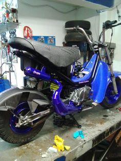 Yamaha Chappy LB-80