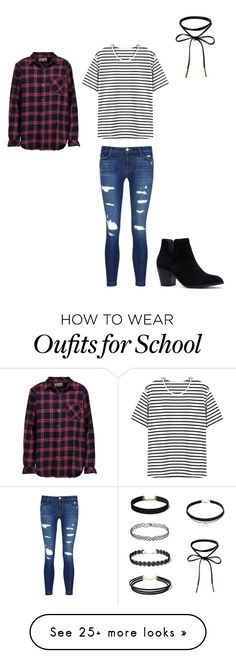 """""""Untitled #77"""" by lockwoodzaki on Polyvore featuring J Brand and Current/Elliott"""