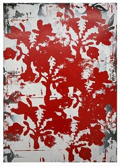 artnet Galleries: Untitled S116 by Christopher Wool from Tony Shafrazi Gallery