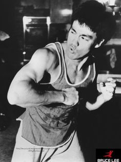 The idea is if you get hit, strike harder. So I am not promoting physical retaliation. What I am using this quote to say, is when life hits us hard or when evil hits us hard... we have to strike back even harder. ~Bruce Lee