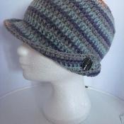 Robin Hat by Pukado - via @Craftsy