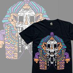 "CRMC X @NVAGRIOT ""Street Pharaoh"" Tee Available at www.crmcclothing.co | WE SHIP WORLDWIDE #pharaohs #pharaoh #egypt #hiphop #hiphopart #hiphopculture #hiphophead #graff #graffiti #ancientegypt #skeleton #skull #graffart #mexican #mexicanartist #mexico #colourful #colour #blackwear #black #loveblack #iloveblack #alternative #alternativewear #alternativestreetwear #alt #altwear #dark #darkwear #streetwear Hip Hop Art, Graffiti Styles, Mexican Artists, Ancient Egypt, Mens Tees, Hiphop, Skeleton, Streetwear, Alternative"