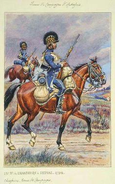 Cacciatori a cavallo