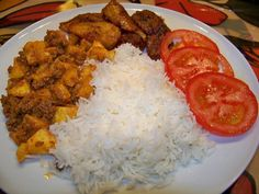 1000 images about cuban food made in germany comida for Comidas con arroz blanco