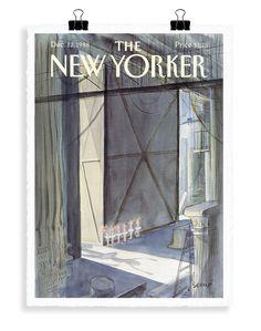 THE NEWYORKER 43 SCENE DANSE