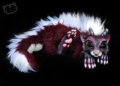 Commissioned chibi dragon spirit by LisaToms.deviantart.com on @deviantART