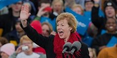 Tammy Baldwin is the junior United States Senator. She has served in the Wisconsin Assembly for three consecutive terms. Her voting record has made her one of the most liberal Congress members.