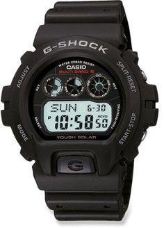 Casio G-Shock GW6900-1V Solar Atomic Watch