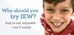 Why should you try IEW? Top 5 Reasons to Use IEW